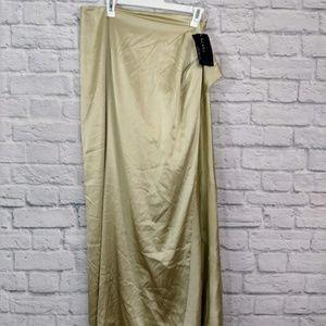 Nicole Miller | NWT Silk Blend Formal Skirt